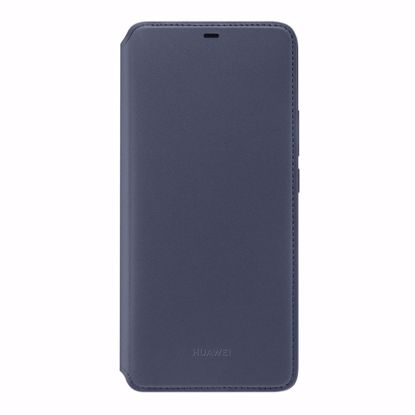Picture of Huawei Huawei Wallet Cover Case for Huawei Mate 20 Pro in Deep Blue