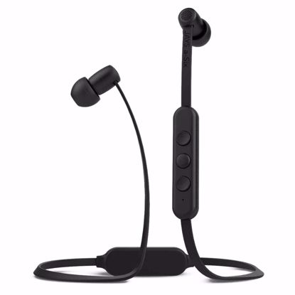 Picture of JAYS JAYS a-Six Wireless In-Ear Earphones with Mic in Black