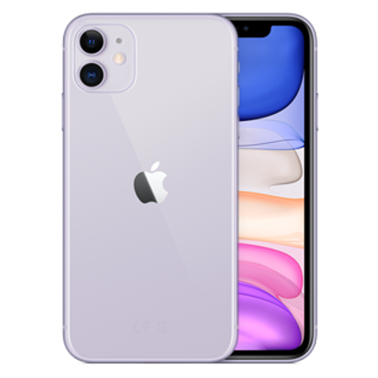 Picture of Apple iPhone 11 128GB Purple (MHDM3B)