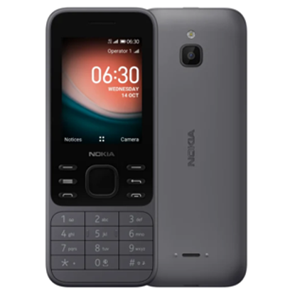 Picture of Nokia 6300 4G Charcoal